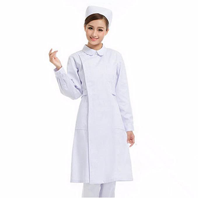Xuanku Uniforme De Enfermera Enfermera Enfermera Ropa De Moda De Invierno Jumpsuit Imprimir El Logotipo Puede Ser Personalizado Custom: Amazon.es: Ropa y ...