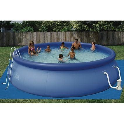 Summer Escapes 16x42 Quick Set Ring Pool