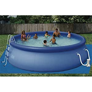 Summer escapes 16x42 quick set ring pool - Amazon inflatable swimming pool toys ...