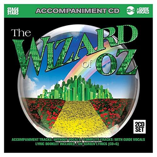 (The Wizard of Oz [karaoke/accompaniment CD+G] )