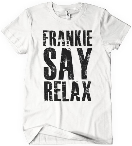Frankie Say Relax T-Shirt