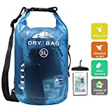 HEETA Waterproof Dry Bag for Women Men, Roll Top...