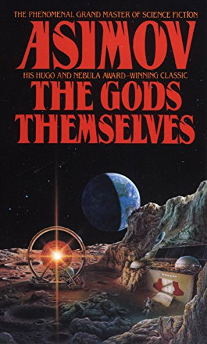 book cover of The Gods Themselves