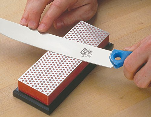 DMT W6EFC Three 6-Inch Diamond Whetstone Sharpening Stone Good for Ceramic Knife