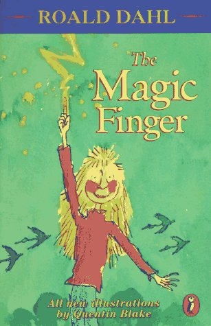 Reading mile authors the magic finger fandeluxe Image collections