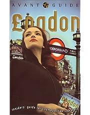 Avant-Guide London: Insiders' Guide for Cosmopolitan Travelers
