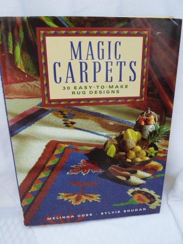 Magic Carpets: 30 Easy-To-Make Rug Designs