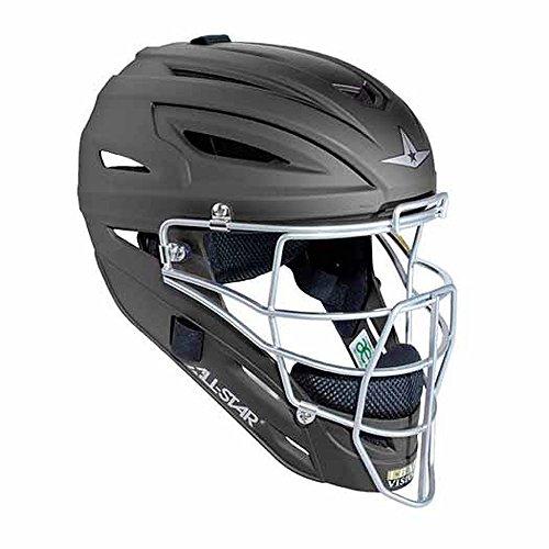 All Star System 7 Matte Catchers Helmet ()