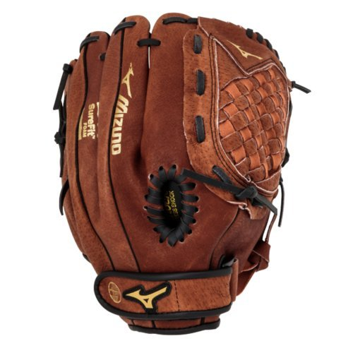 Mitt Gloves Kids - Mizuno GPP1150Y1 Youth Prospect Ball Glove, 11.5-Inch, Left Hand Throw