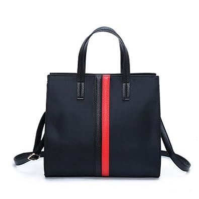 Amazon.com: Mynos bolso de moda diseñador Oxford colorido ...