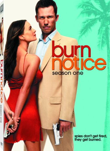 BURN NOTICE:SEASON 1(VIVA-RPKG -  DVD, Jeffrey Donovan