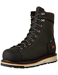 Timberland PRO Men's CSA Gridworks 8-Inch Work Boot
