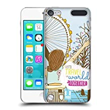 Head Case Designs Brunette My BFF Cases Hard Back Case for Touch 5th Gen / Touch 6th Gen