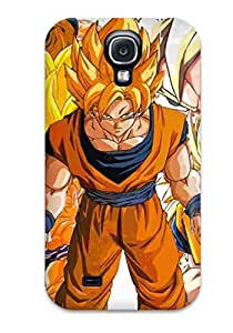 6141667K52267966 Dbz Goku Feeling Galaxy S4 On Your Style Birthday Gift Cover Case