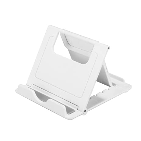 Amazoncom Desk Cell Phone Stand Tablet Stand Universal Foldable