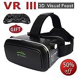 Motoraux 3rd Vr Virtual Reality Headset Google