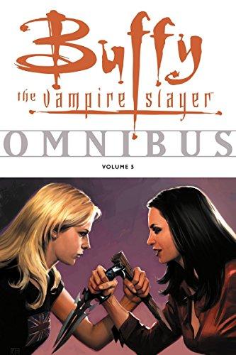 Buffy The Vampire Slayer Omnibus Volume 5 -