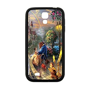 ZXCV Beauty and the Beast Cell Phone Case for Samsung Galaxy S 4