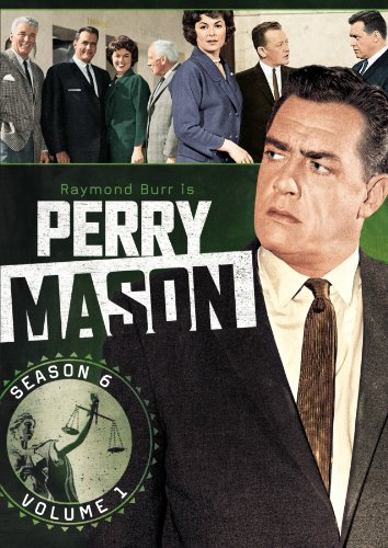 Perry Mason Season Six Volume One