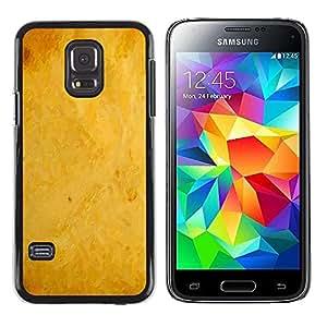 Smartphone Rígido Protección única Imagen Carcasa Funda Tapa Skin Case Para Samsung Galaxy S5 Mini, SM-G800, NOT S5 REGULAR! Texture Grunge Paper Vintage / STRONG