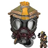 Blood Hound Latex Mask, Game Mask Headgear for