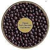 Organic Dark Chocolate covered Goji Berries