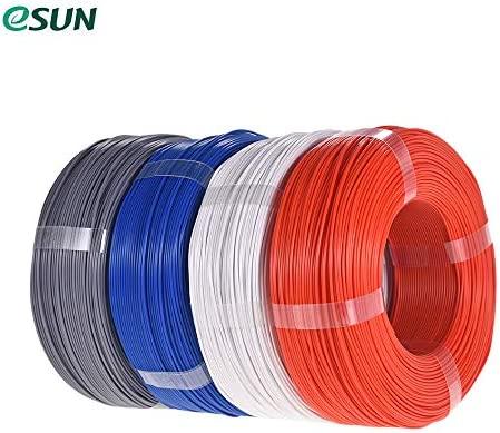 Aibecy eSUN 1.75 mm PLA PRO (PLA +) Impresora 3D Filamento Recarga ...