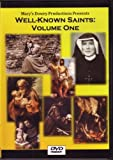 Well Known Saints: Volumes 1-6 DVD Full Set, St. John the Baptist, St. Therese of Lisieux, St. Anthony of Padua, St. Francis of Assisi, St. Faustina, St. Joseph, St. Bernadette of Lourdes, St. Padre Pio and many more.  Full DVD Series 6 DVDs.