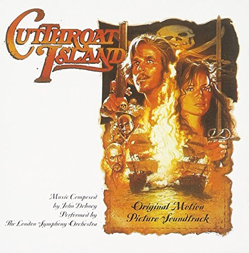 Cutthroat Island: The Soundtrack [SOUNDTRACK] by O.S.T.