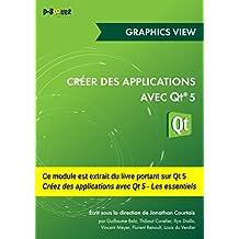 Créer des applications avec Qt 5 - Graphics View: MODULE EXTRAIT DU LIVRE Créer des applications avec Qt 5 - Les essentiels