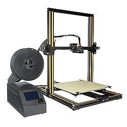 Creality CR-10 FDM 3D Printer (~12x12x15in. Build Volume)