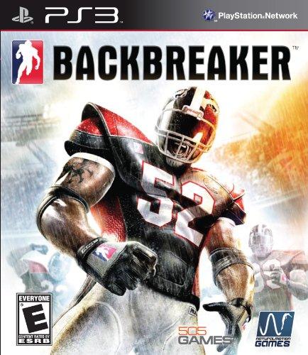Backbreaker Playstation 3 product image