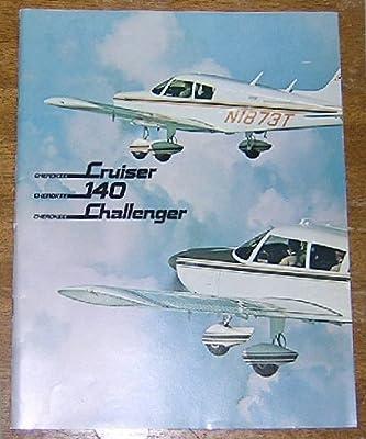 Piper Cherokee Cruiser 140 & Challenger (1973 Sales Brochure)