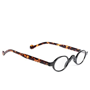 c98f97ec3ba Image Unavailable. Image not available for. Color  Wivily Retro Vintage  Mini Small Round Frame Readers Men Womens Reading Glasses ...