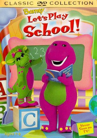 (Barney - Let's Play School)