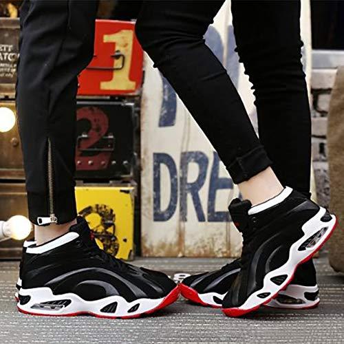 Chaussures Femmes Air Basket Plein Sneakers Ball De Respirant R Hommes en Sport pUdwFOqw5x