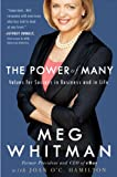 The Power of Many, Meg Whitman and Joan O'C Hamilton, 0307591220