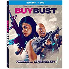 BUYBUST arrives on Digital, Blu-ray Combo Pack and DVD October 16 from Well Go USA