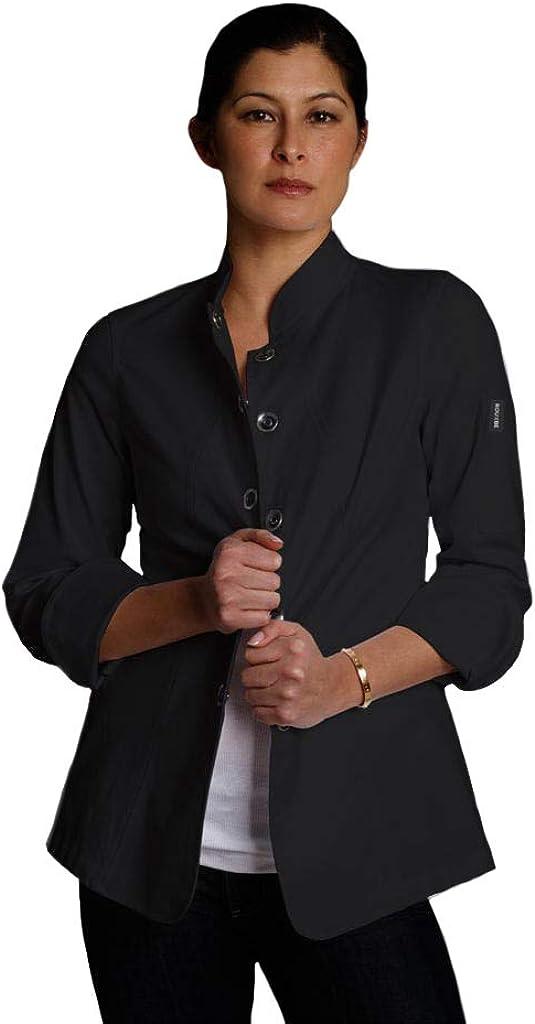 Rouxbe Designer Mens Chef Jackets