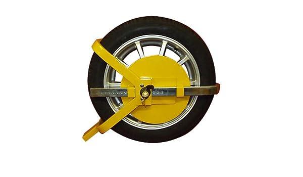BARGAINS-GALORE - Cepo de seguridad para ruedas: Amazon.es ...