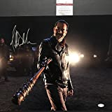 walking dead pictures - Autographed/Signed Jeffrey Dean Morgan Negan The Walking Dead 16x20 Photo JSA COA
