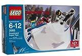 LEGO Sports Snowboard Super Pipe (3585)