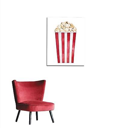Amazon Com Longbuyer Wallpaper Popcorn In Big Classic