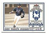 REY ORDONEZ 2002 Fleer Tradition Update New York's Finest Single Swatch GAME-WORN JERSEY Card New York Mets Baseball