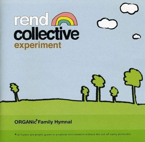 Organic Family Hymnal Album Cover