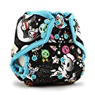 Kanga Care Rumparooz Cloth Diaper Cover Snap, Tokispace/Aquarius/Multi, One Size