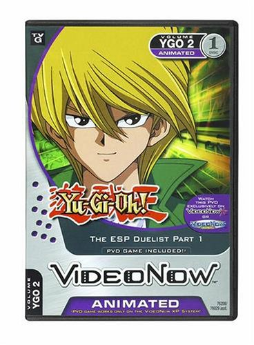 Hasbro Videonow Personal Video Disc: Yu-Gi-Oh - The ESP Duelist Part 1''