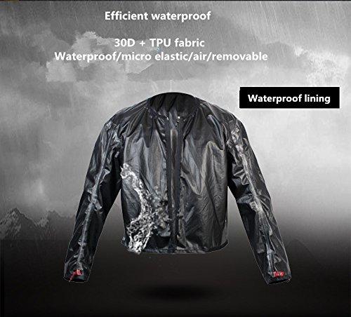 Amazon.com: SCOYCO Motorcycle Jacket Chaqueta Moto Jaqueta Motoqueiro Blouson Moto Homme Protection Gears Clothing Armor Motocicleta JK63 (X-Large, ...