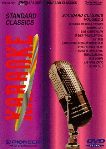Karaoke: Standard Classics, Vol. 2 (Classics Karaoke Dvd)