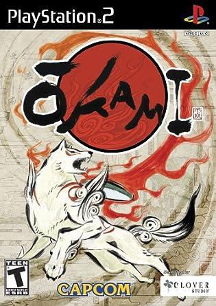 Amazon.com: Okami - PlayStation 2: Artist Not Provided: Video Games